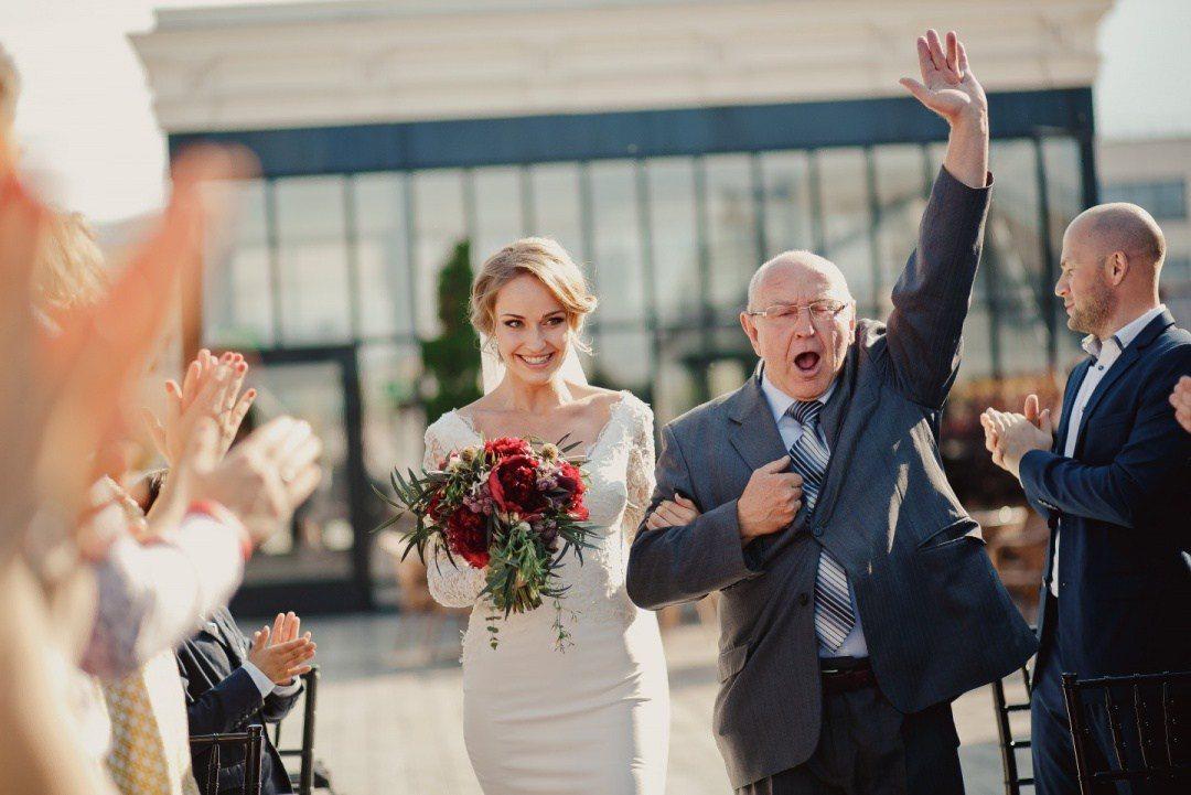 Картинка родители на свадьбе