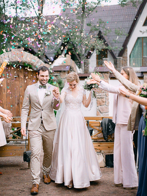 Маленькая Тоскана: свадьба Стаса и Ксении