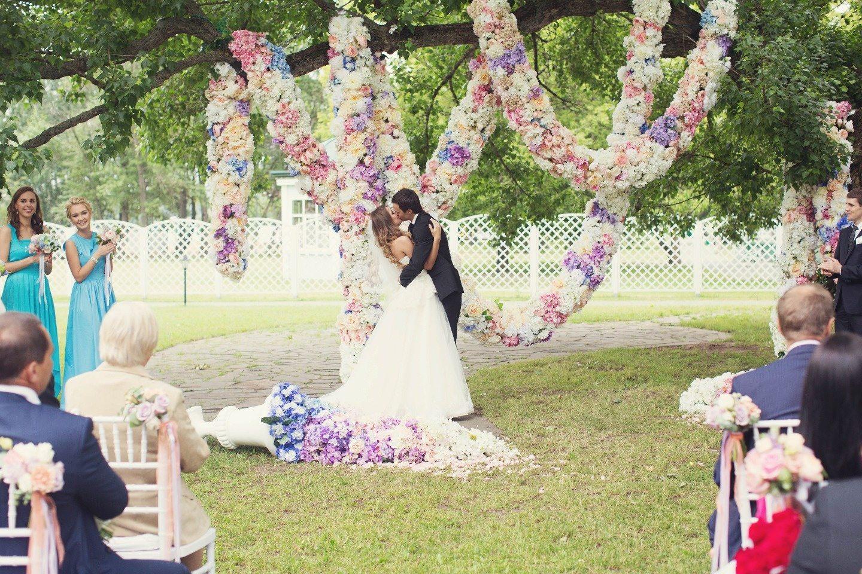 Закулисье свадеб: сказочный праздник Натальи и Михаила