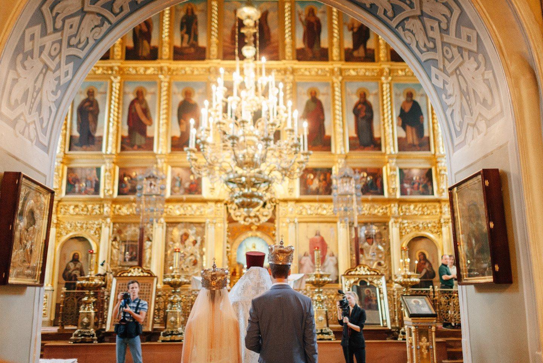 Мнение: венчание глазами свадебных организаторов