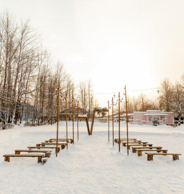 24 незабываемые зимние идеи с реальных свадеб