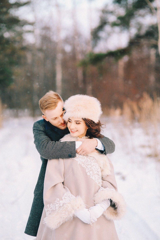 В канун Рождества: love-story Александра и Анастасии