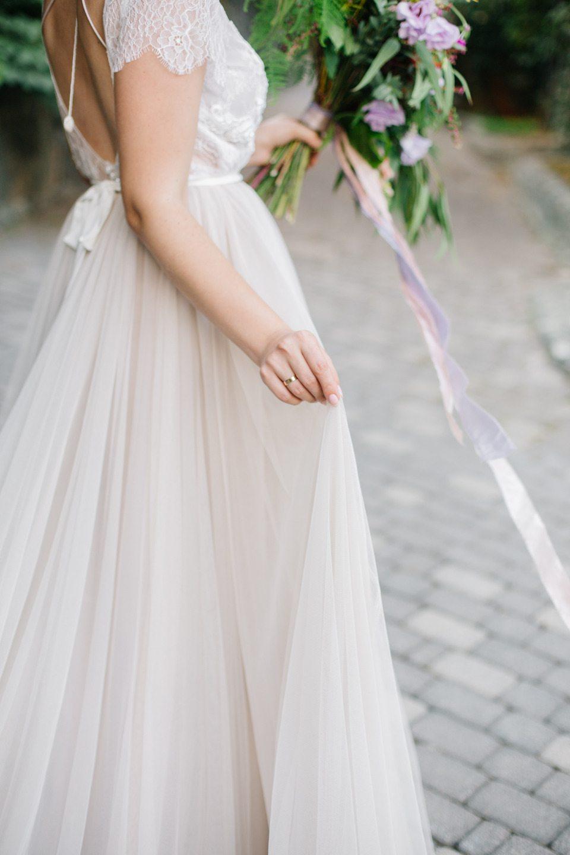 Жаркие чувства: свадьба Анны и Андрея