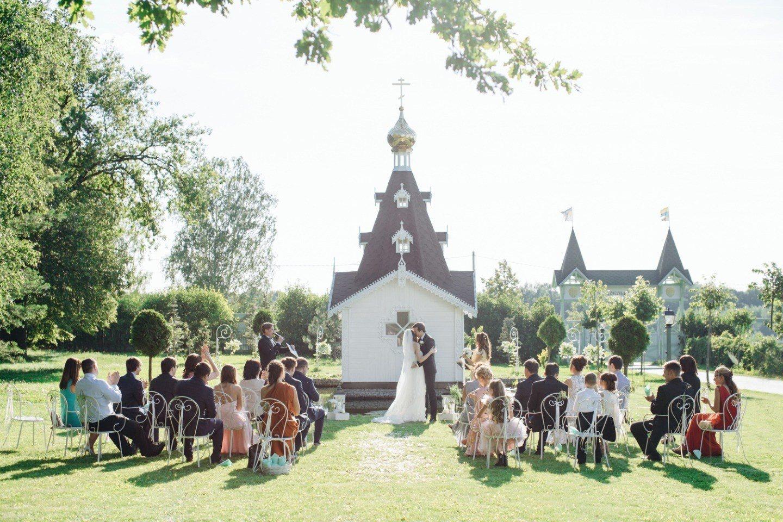 Церемония без гаджетов: главные плюсы