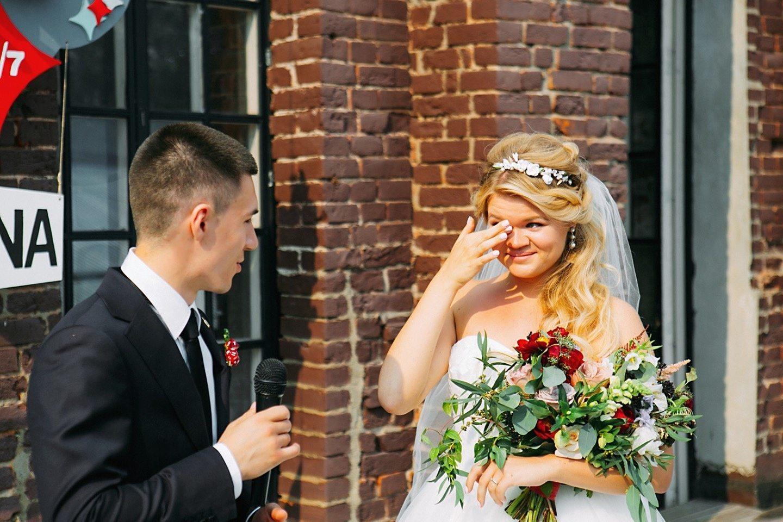 Феерия чувств: свадьба Чингиза и Полины