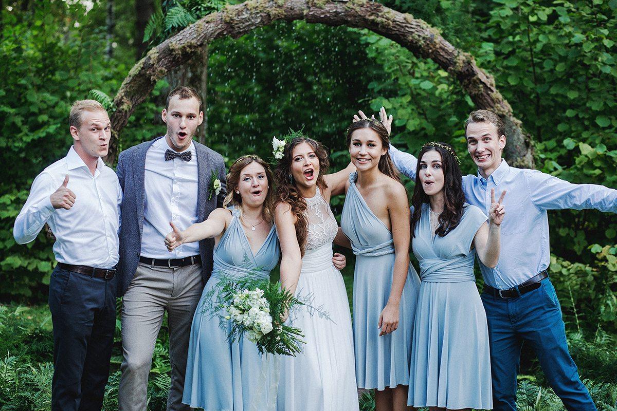 Закулисье свадеб: горная свадьба Ани и Димы
