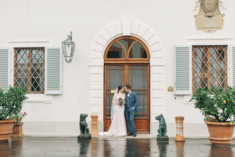 Италия для двоих: свадьба Кати и Алексея