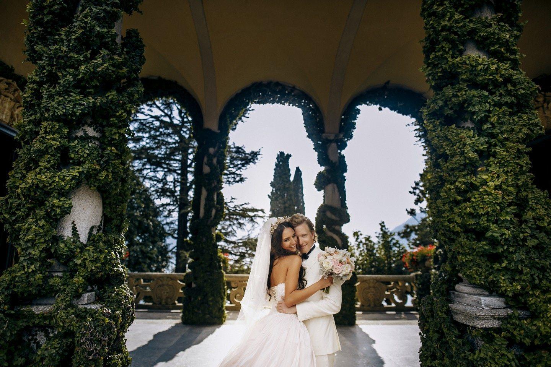 «Зефирная» сказка: свадьба Надежды и Дмитрия