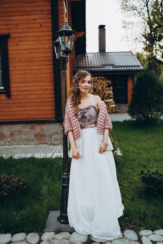 В весеннем лесу: свадьба Нины и Толи