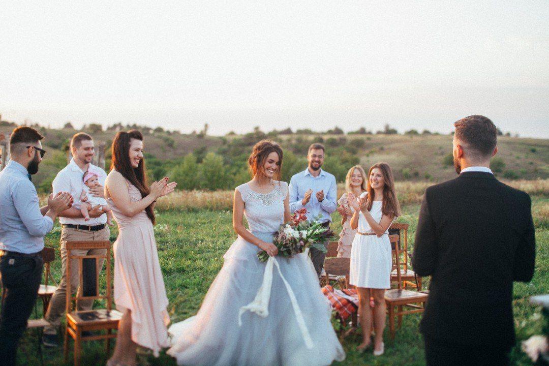 Свадебный дресс-код: все по полочкам
