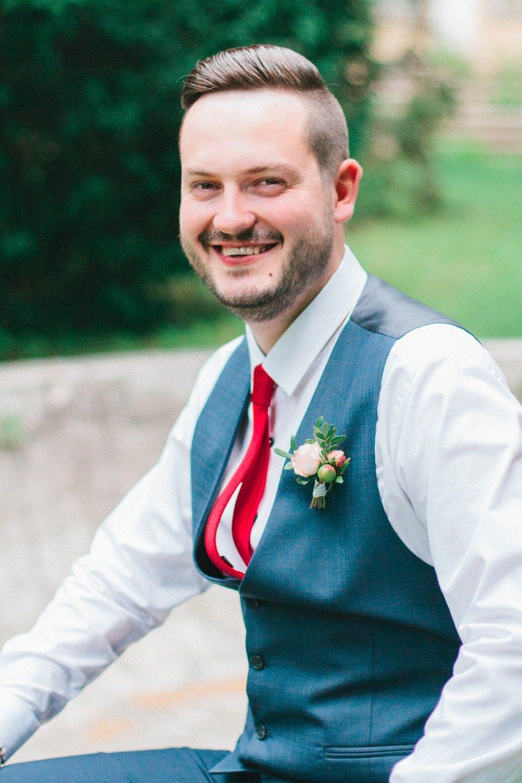 Как мы организовали свадьбу для двоих и почему я была в красном платье
