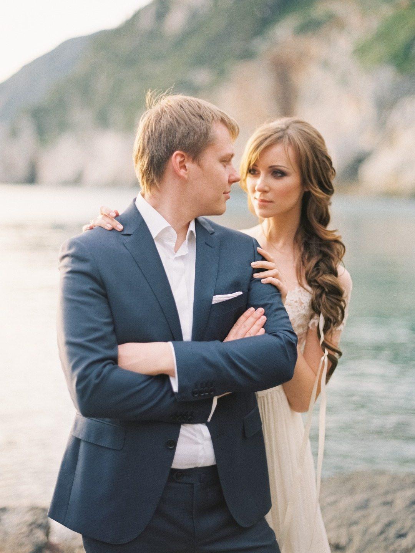Море, скалы и любовь: love-story Василия и Виталии в Италии