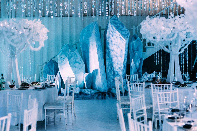 Снежное королевство: свадьба Анны и Данилы