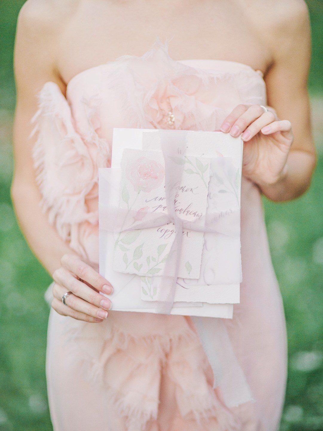 Начинаем подготовку к весенней свадьбе: основы основ