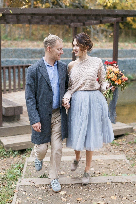 5 лет вместе: осенняя годовщина Александра и Надежды