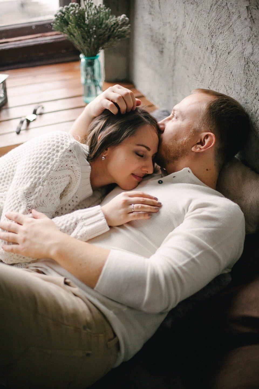 Домашнее утро: love-story Алексея и Светланы