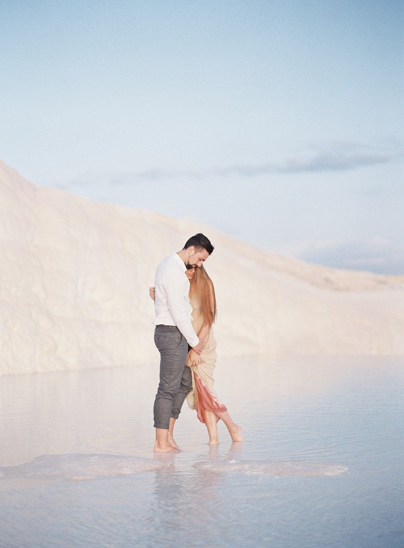 В нежных лучах заката: love-story Дмитрия и Карины