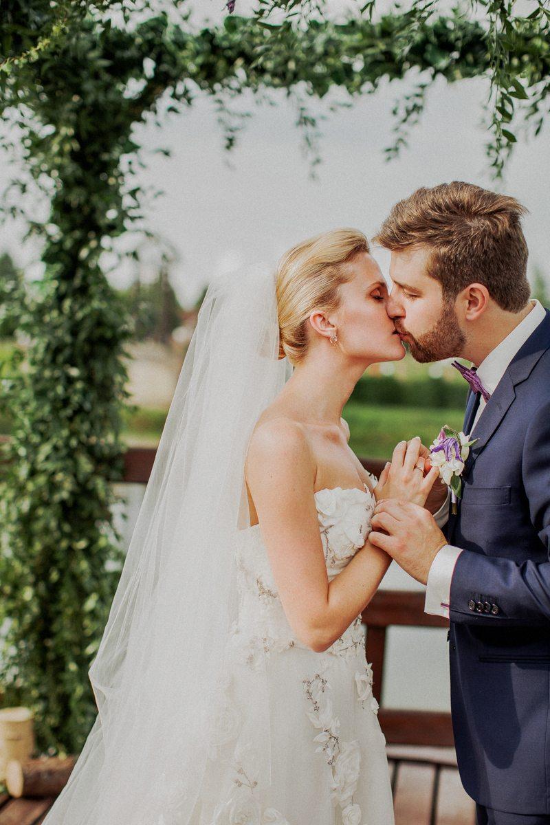Как мы организовали свадьбу на 100 гостей: история Евгения и Александры