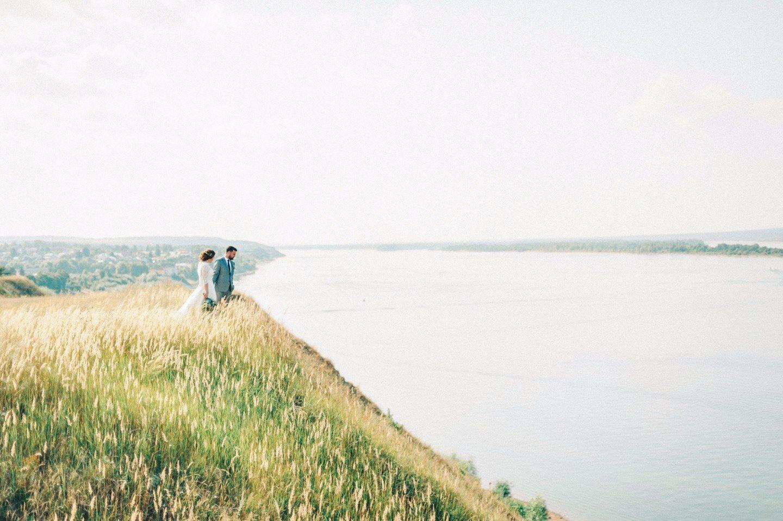 Самый солнечный день: свадьба Ильи и Жени