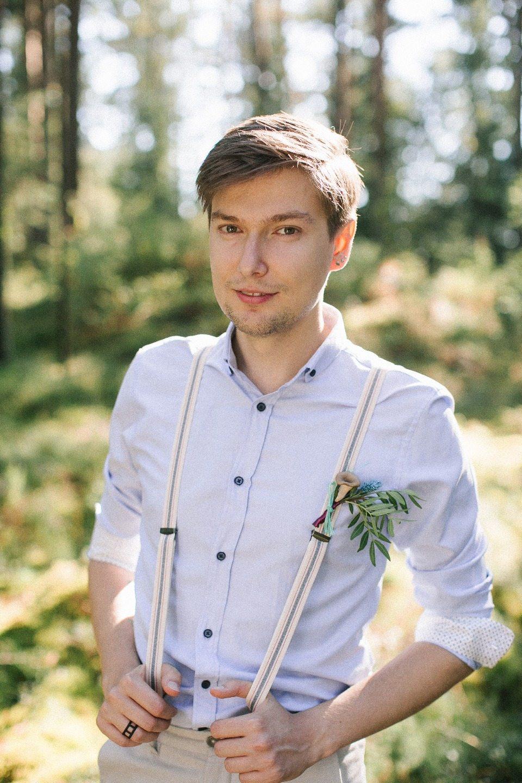 Как мы организовали свадьбу в лесу: история Максима и Даши