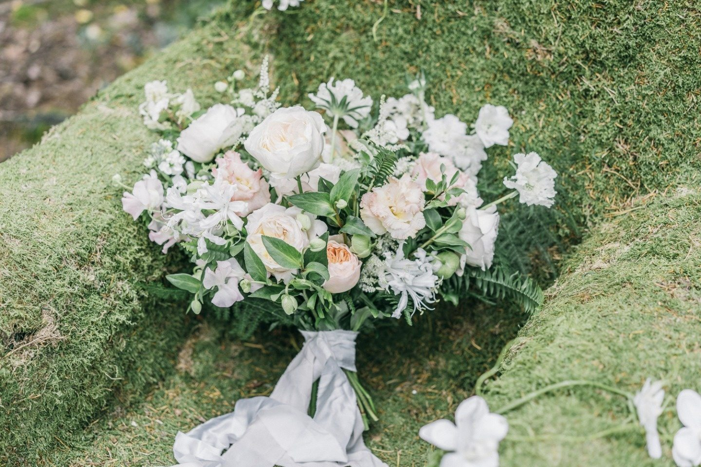 В сказочном лесу: свадьба Полины и Никиты