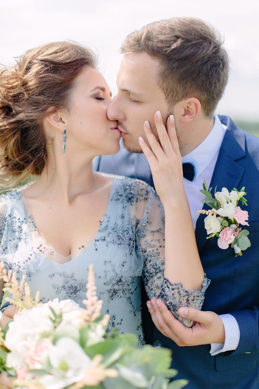 Зимняя свадьба летом: история Александра и Анастасии