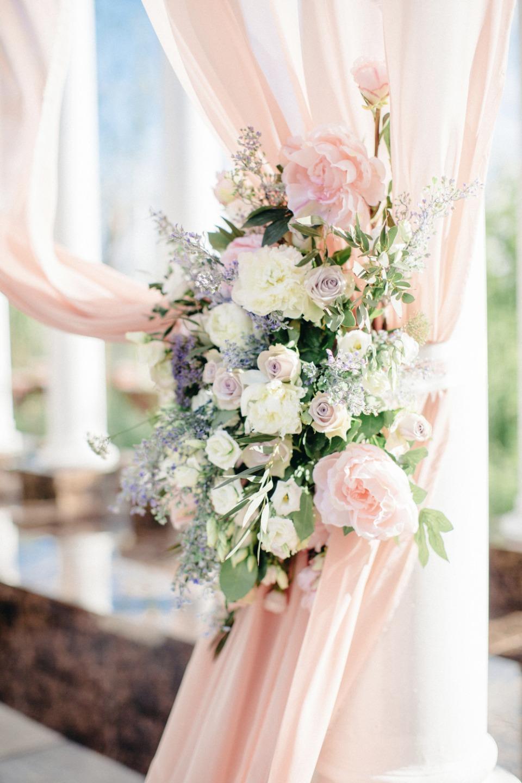 Изысканность и нежность: свадьба Александра и Ксении