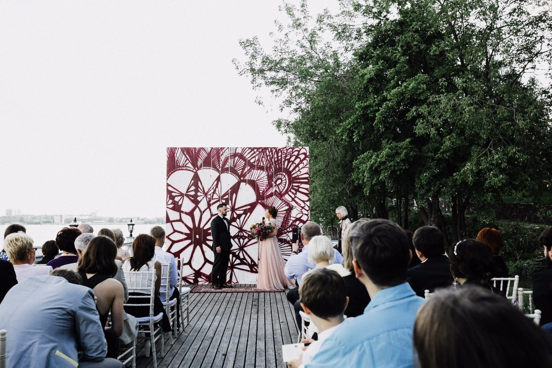 Дом, милый дом: свадьба Даши и Андрея