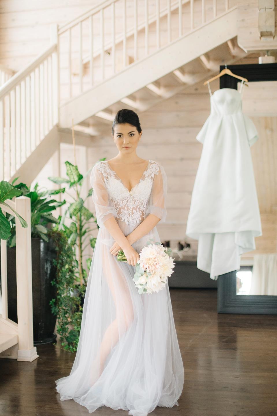 С восточным шармом: свадьба Димы и Иры