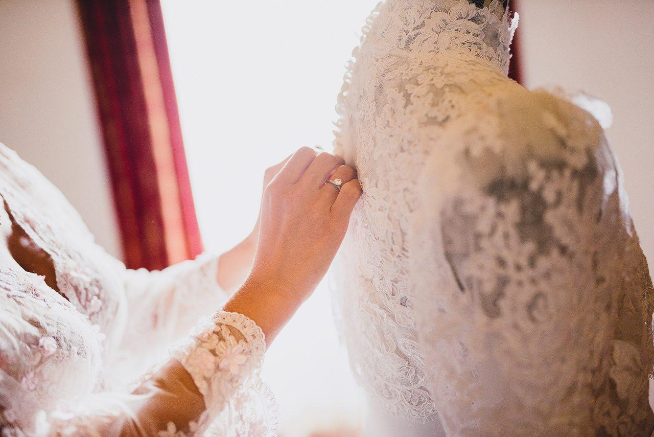 С королевским размахом: свадьба Елены и Михаила