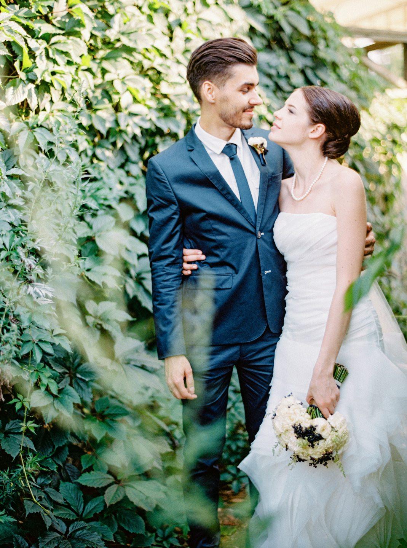Изысканная классика: свадьба Эли и Никиты
