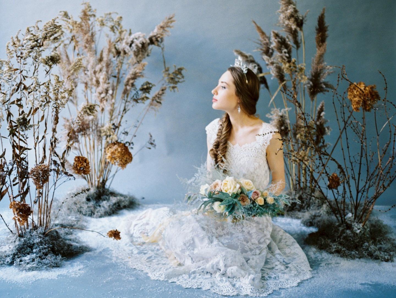 Серебряный иней: love-story Лизы и Идриса