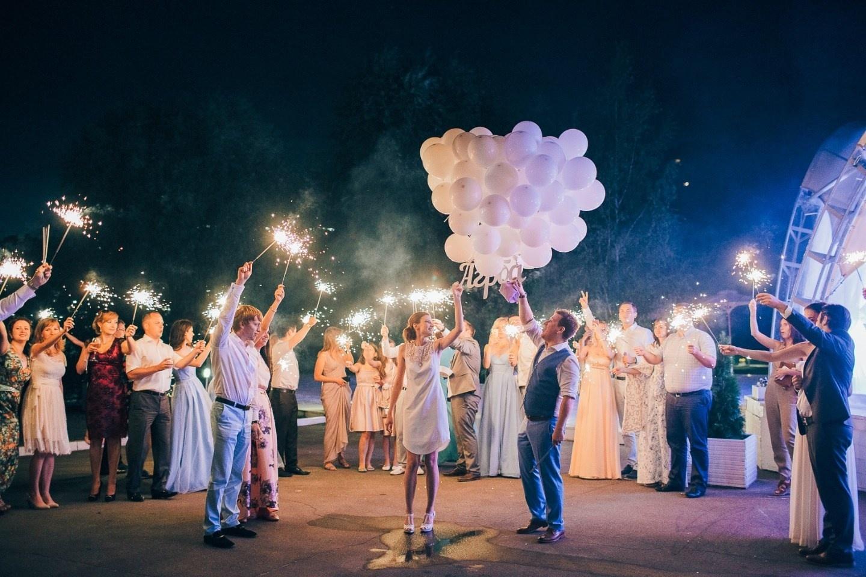 Летняя свадьба: 12 свежих идей