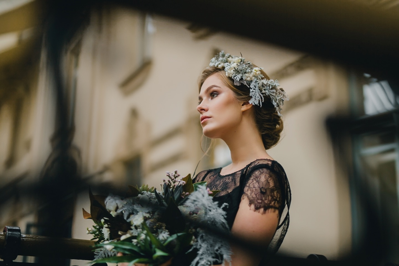 Навсегда очарованные Петербургом: стилизованная фотосессия