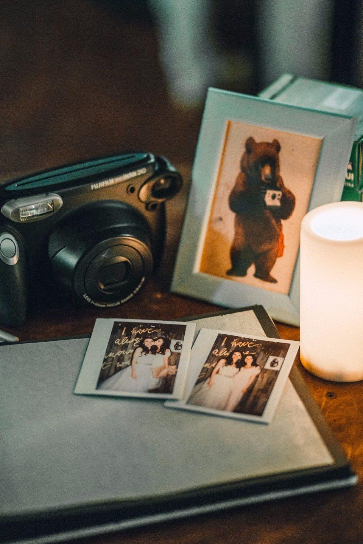Be My Bear: свадьба Софии и Глеба