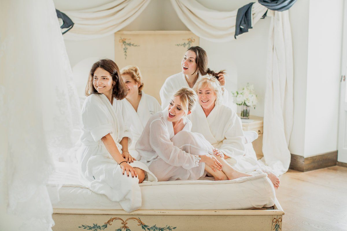 Спокойное утро невесты: как избежать стресса?
