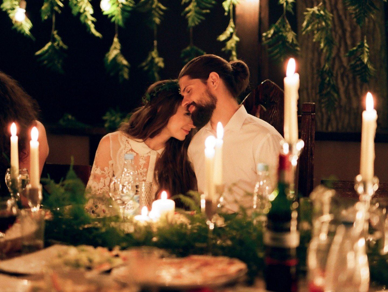 Самые теплые чувства: свадьба Андрея и Нины