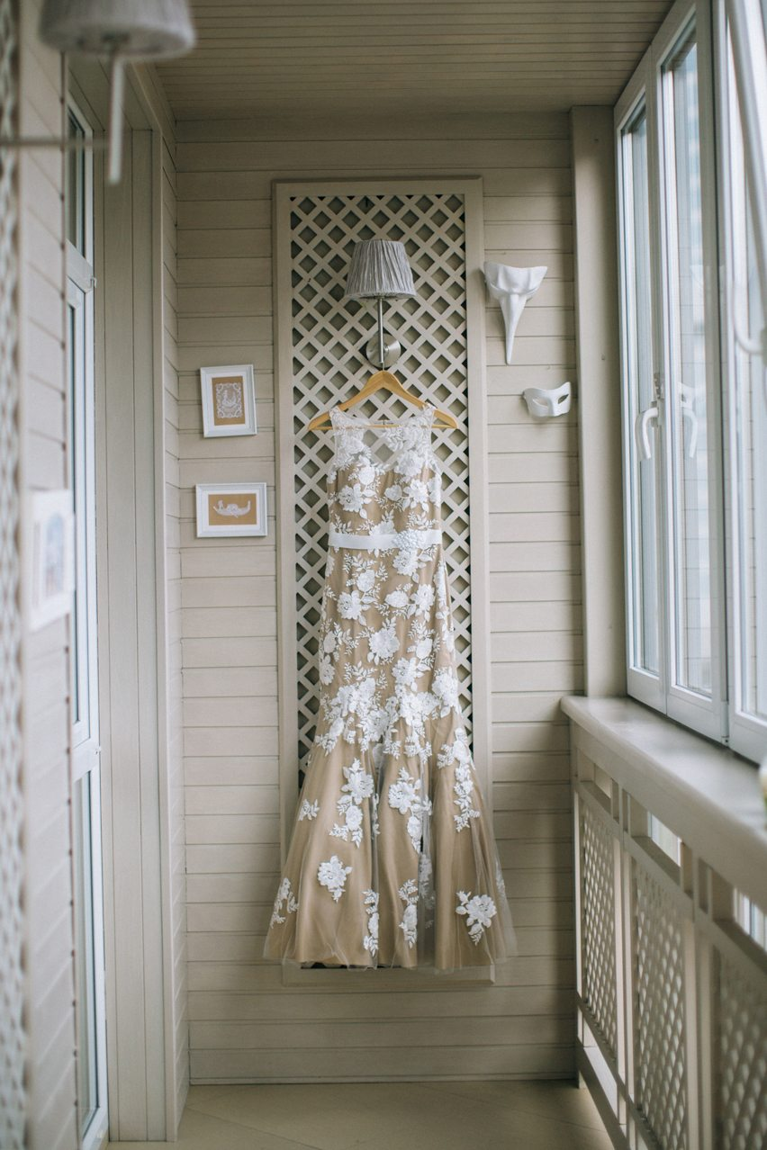 Свет нашей любви: свадьба Егора и Анастасии