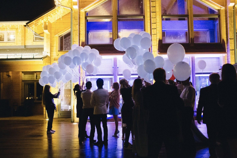 Шепот дождя: свадьба Екатерины и Андрея