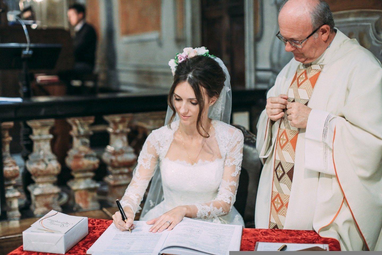 Итальянская классика: свадьба Элеоноры и Андреа