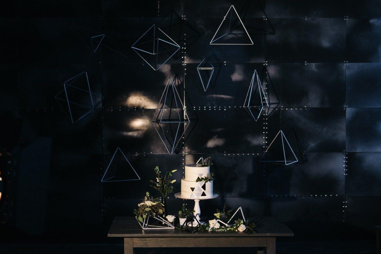 Геометрия: стилизованная фотосессия