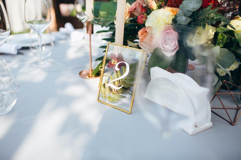 Бархатный сентябрь: свадьба Катерины и Антона