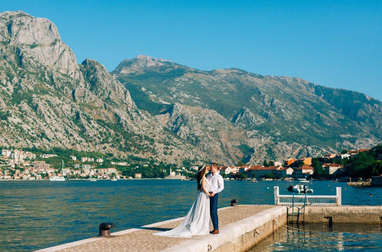Как мы организовали церемонию только для двоих в Черногории: история Ксении и Якоба