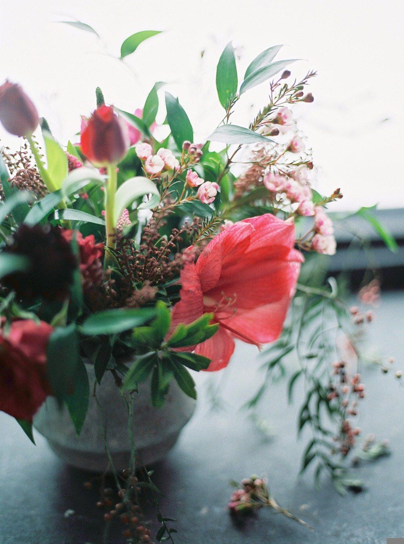 Magnolia branch: стилизованная фотосессия
