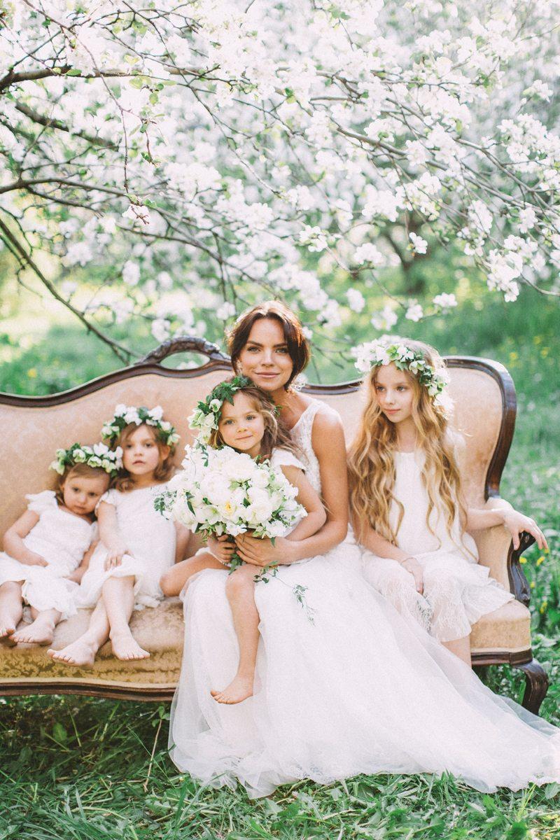 Дети на свадьбе: советы от организатора Mrs. Màxim Wed Bureau