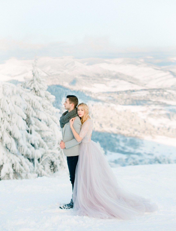 Предложение на высоте 1300 м над уровнем моря: love-story Андрея и Карины