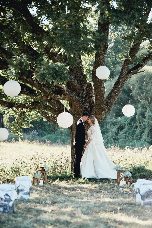 Своими руками: свадьба Сережи и Наташи