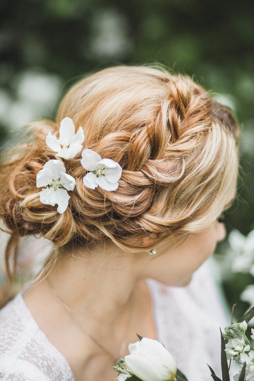 Spring blossom inspiration: стилизованная фотосессия