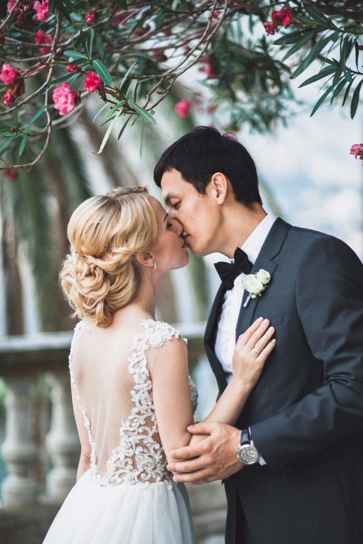 Свет нашей любви: свадьба Василия и Ольги