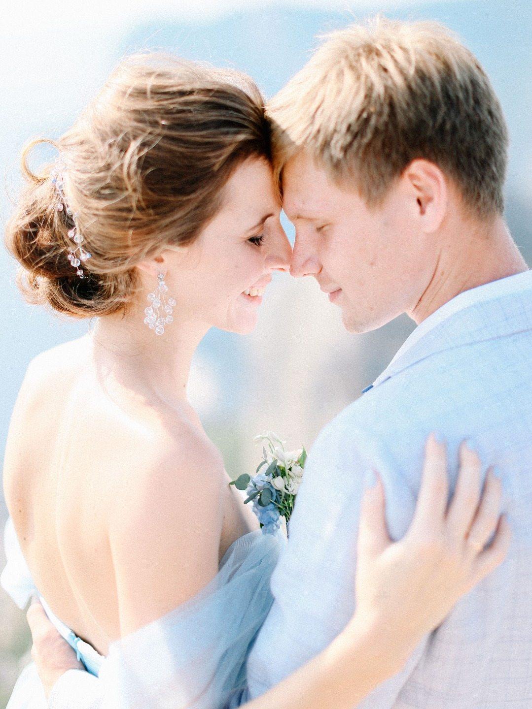 Как мы устроили свадьбу для двоих в горах: история Владимира и Альбины